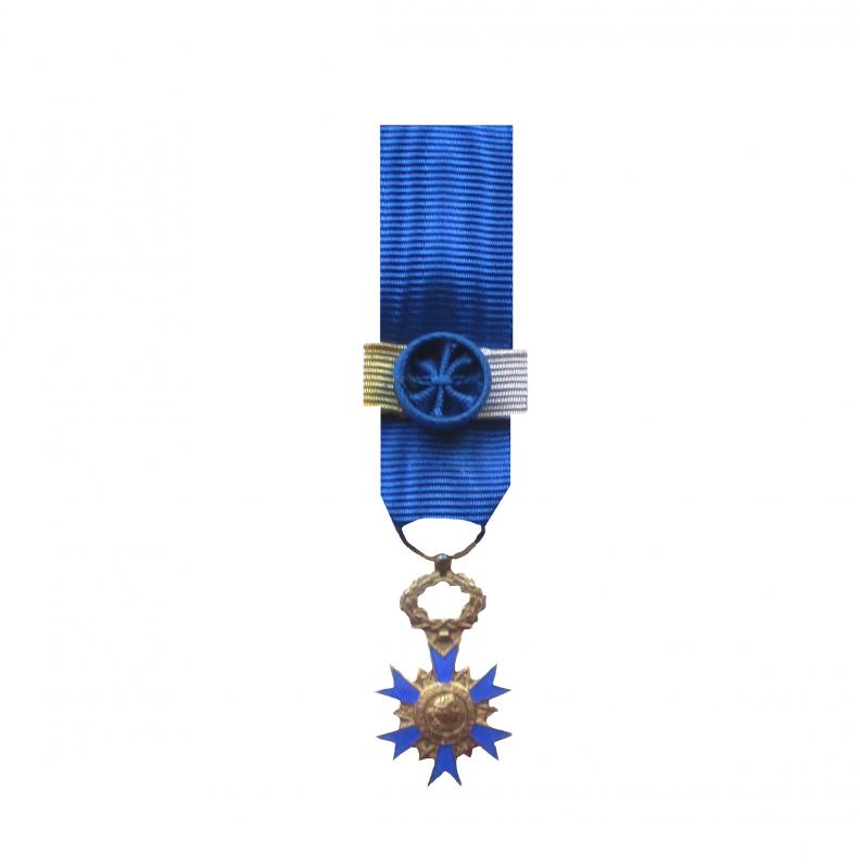 Ordre National du Mérite Grand Officier Réduction
