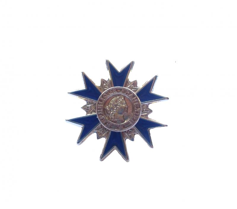 Pin s Ordre National du Mérite Officier