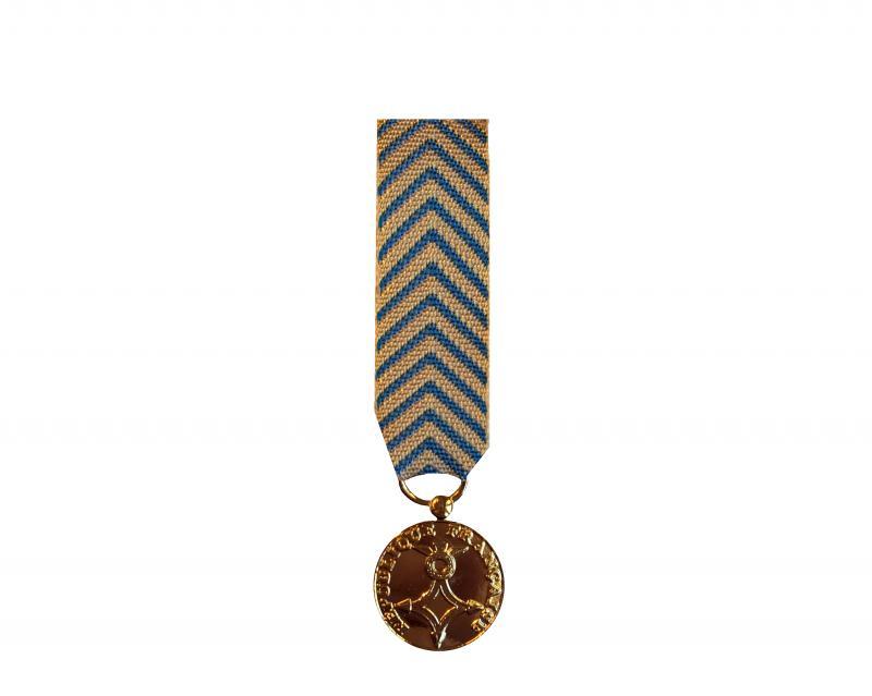 Agrafe pour médaille Ordonnance SAHEL Afrique