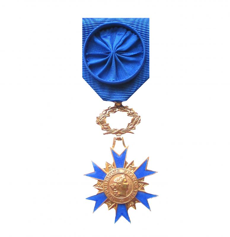 Ordre National du Mérite Officier Ordonnance