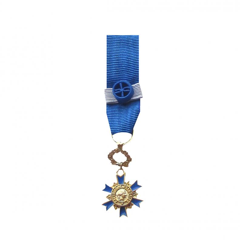 Ordre National du Mérite Commandeur Réduction